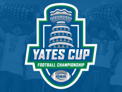 OUA announces 2017 football regular season and 110th Yates Cup postseason schedule