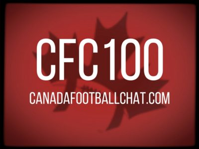 Mind of McCabe: Breaking down the CFC100 list by province and teams
