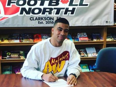 NCAA Signing day: CFC100 Knight now a Matador