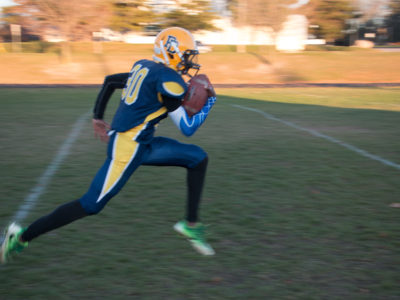 """Fox 40 Prospect Challenge (Central): Garwe, """"football is my love and passion"""""""