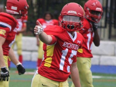 Fox 40 Prospect Challenge (Central): Dominick Erchegyi is a Swiss-Army Knife playmaker