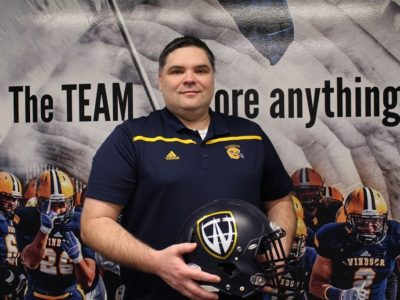 Fraser named Windsor Defensive Coordinator
