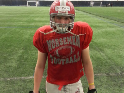 Tanner Borsch at FPC Camp in Toronto