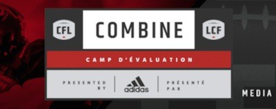 CFL combine in Toronto, Friday [ROSTER]