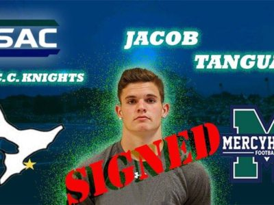 K/P Tanguay signs with Mercyhurst, NCAA