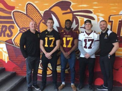 Stingers welcome offensive teammates