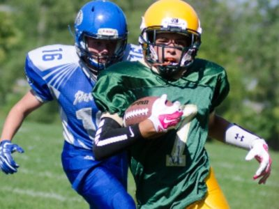 Fox 40 Prospect Challenge (Central): RB/QB Laferriere wants to take football all the way