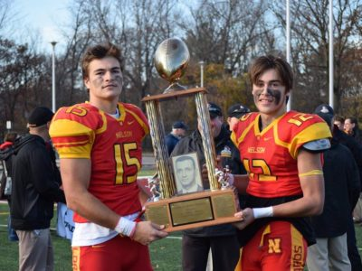 REC duo excited to help rising Toronto Varsity Blues