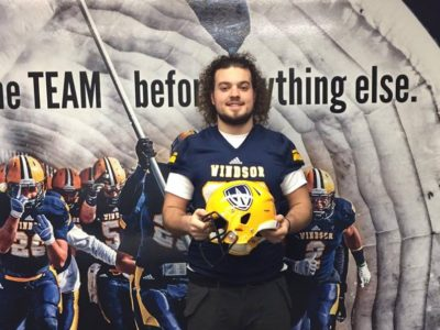 DL commit excited to call University of Windsor home