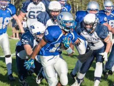 WHSFL star has incredible vision, speed, and drive