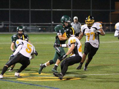 Fox 40 Prospect Challenge (West Coast): QB/REC Araya loves having the football in his hands