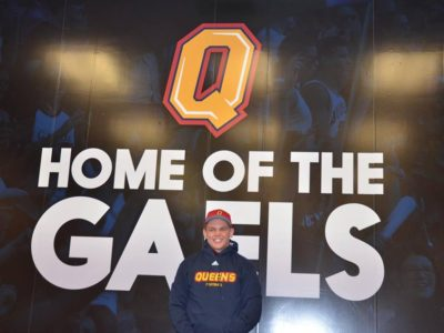 QB commit 'instantly fell in love' with Queen's Gaels