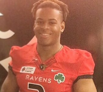 Ravens LB commit has 'a lot of respect' for Carleton coaches