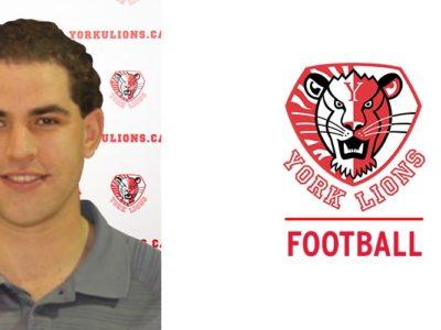 York adds new Special Teams coordinator, Alexander