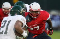 SFU Clansmen, Herdman, headed to NFL Kansas City Chiefs