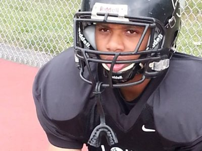 """CFC100 Jerome has """"vision"""" on the field"""