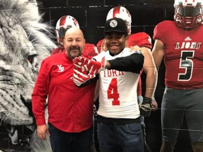 York wasted no time recruiting LB Charles