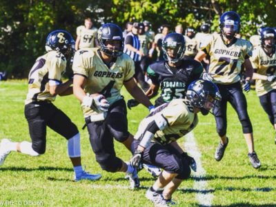 CFC100 Viner-Cox strives to be the best