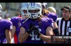 Path to the draft: Etienne Morin and uncertainty in football
