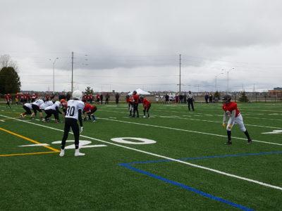 CFCFPC Ottawa (RECAP): Team East wins defensive struggle vs Team West in Grade 7 game