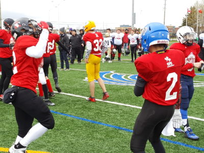 CFCFPC Ottawa (RECAP): Team East narrowly escapes with win over Team West (Grade 8s)