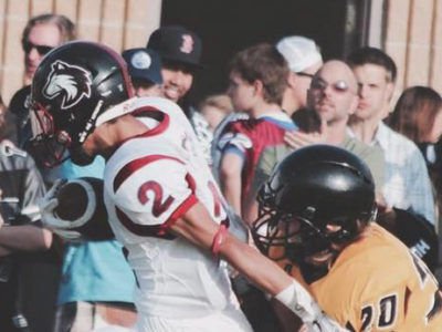 WHSFL All-Star WR Lavoie to take CJFL route