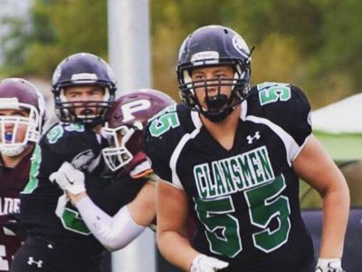 University of Regina felt like 'second home' says commit