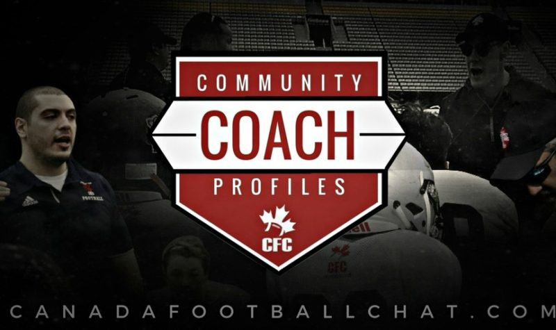 """COACHES SPOTLIGHT (MOORE): """"At the beginning of the season, 12 individuals walk onto that field, but at the end of the season, one team takes the last snap"""""""