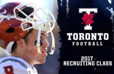 Toronto unveils recruiting class of 2017
