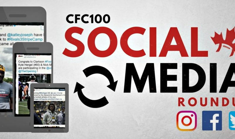 CFC100 Social Media Roundup: Daley, Brown receive offers from NCAA; Luketa stands out in Columbus