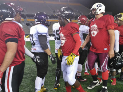 CFCFPC Hamilton (Offence): Top Varsity performers