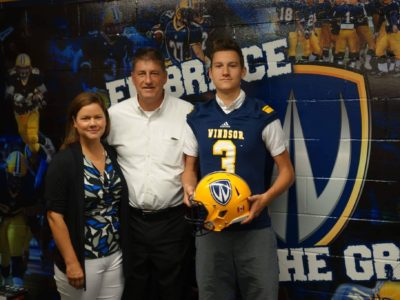 QB Allen set to reunite with former coaches on Windsor Lancers