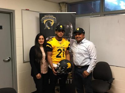 DB Bal excited to work with familiar coaches on Waterloo