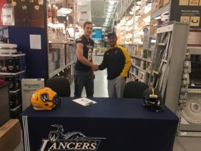 Lancers commit says 'no way I could turn this opportunity down'