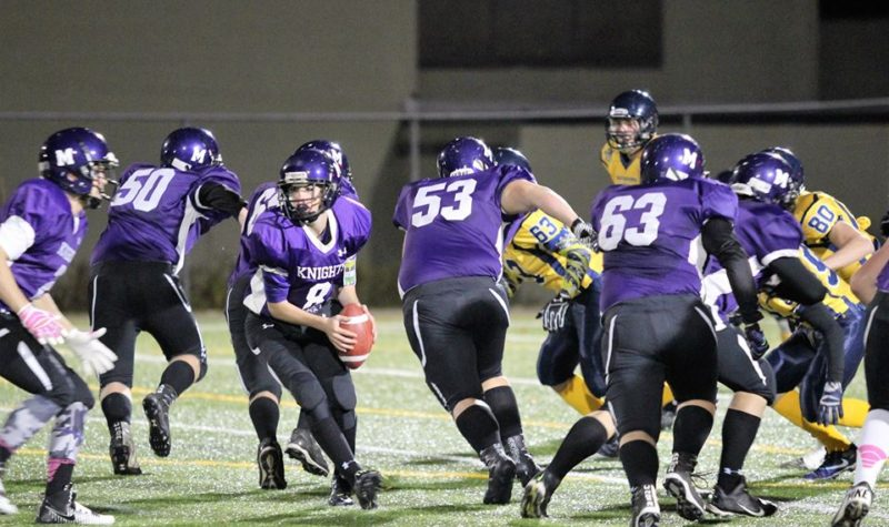 """2017 High School Team Previews (NB): Moncton Purple Knights """"focus on the details"""""""