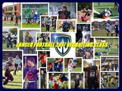 Windsor Lancers release 2017 recruiting class