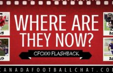 "WHERE ARE THEY NOW: Retired CFC100 Simons says he loved ""every second"""
