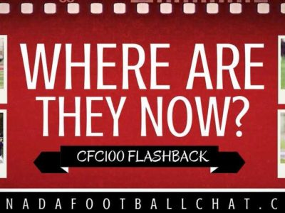 "WHERE ARE THEY NOW: CFC100 Deschamps says, ""We are a big family and everyone has each other's back"""