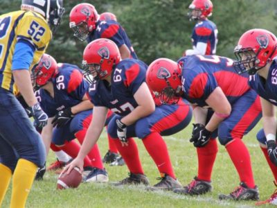 Titan's OT McCluskey is aware the teams offence starts with the O-Line