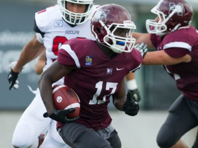 Former Marauder Mboko returns to McMaster