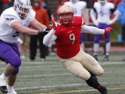 #9 Mathieu Betts, Laval Rouge et Or