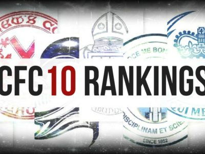 CFC10 Non-Public Rankings (12): Upset of the year, a big rivalry begins