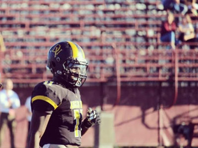 Hitting is the name of the game for LB Kwindja