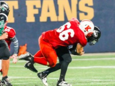Justin James is ready to make noise with Waterloo Warriors