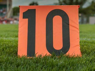 CJFL Top 10 Power Rankings