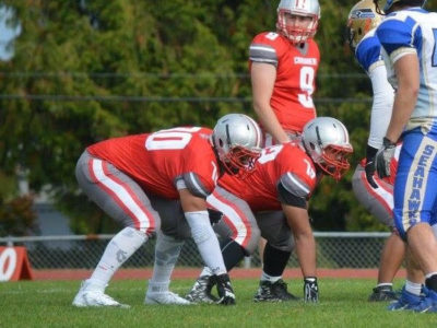 """OL/OT Giffen's """"body frame and athletic ability"""" gives him an advantage"""