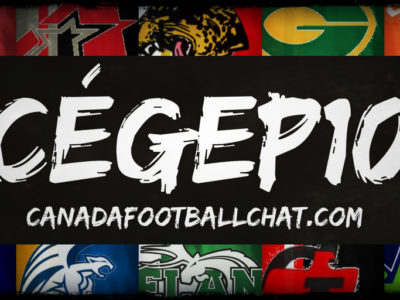 CÉGEP10 (coll. div. 1) RANKINGS (Quarterfinals): No movement as both Faucons, Cheetahs narrowly avoid upsets